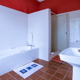Ensuite Bath & Shower Accommodation